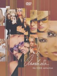 Cover Anastacia - The Video Collection [DVD]